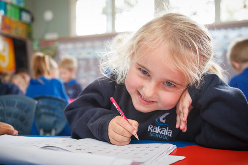 Reports, Rakaia School